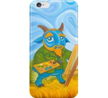 Vincent van Goat iPhone Case/Skin