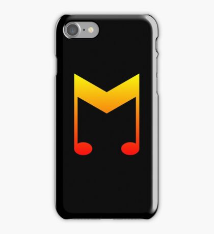 The Colorful Music Symbol iPhone Case/Skin