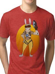 Im a hero! Tri-blend T-Shirt