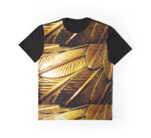 On Gilded Wings 1 Graphic T-Shirt
