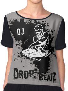 splash the dj Chiffon Top