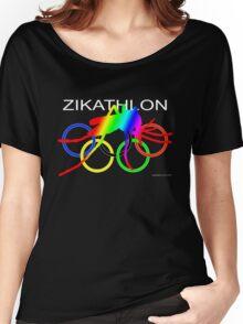 Zikathlon Women's Relaxed Fit T-Shirt