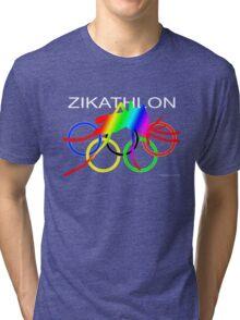 Zikathlon Tri-blend T-Shirt