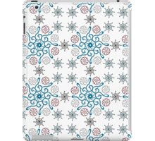 Repeating musical pattern, No.2, Collection No.1 iPad Case/Skin