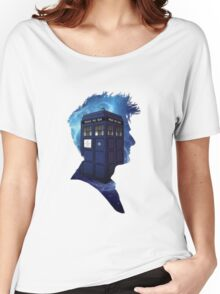 Doctor Who 10th Doctor Women's Relaxed Fit T-Shirt