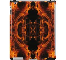 Bonfire Kaleidoscope iPad Case/Skin