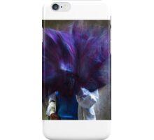 Umbrella Launch Blur iPhone Case/Skin