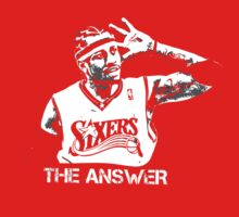 The Answer Baby Tee