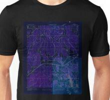 USGS TOPO Map Alabama AL Lim Rock 304416 1936 24000 Inverted Unisex T-Shirt