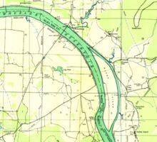USGS TOPO Map Alabama AL Farley 303815 1936 24000 Sticker