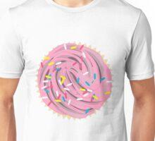 Baked : Cupcake Unisex T-Shirt