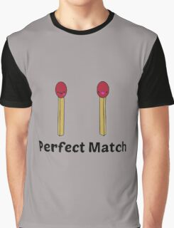 Perfect Match  Graphic T-Shirt