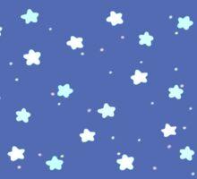 Starry Night pattern Sticker