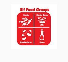 Elf Food Groups Unisex T-Shirt