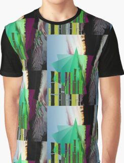 Glorious Bamboo River Graphic T-Shirt