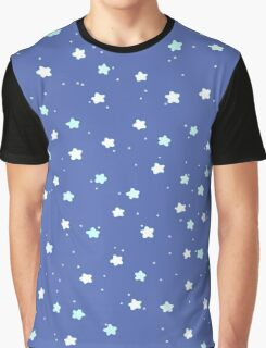 Starry Night pattern Graphic T-Shirt