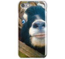 G O A T iPhone Case/Skin