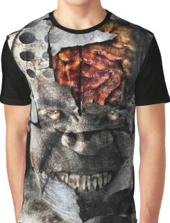 Earth Personality Affliction Graphic T-Shirt
