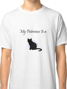 Harry Potter Cat Patronus Classic T-Shirt
