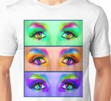 """EYES TELL it ALL"" Art Deco Print Unisex T-Shirt"