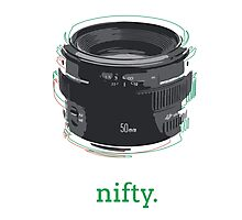 Nifty Fifty  Photographic Print