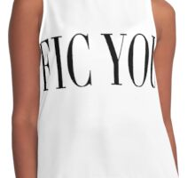 FIC YOU Contrast Tank