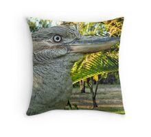 Northern Australia Kookaburra  Throw Pillow