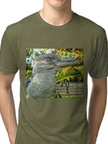Northern Australia Kookaburra  Tri-blend T-Shirt