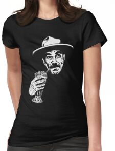I Drink Your Milkshake (I drink it up) Womens Fitted T-Shirt