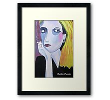 Broken Dreams Framed Print