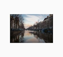 Clouds and Canals In Amsterdam  Unisex T-Shirt