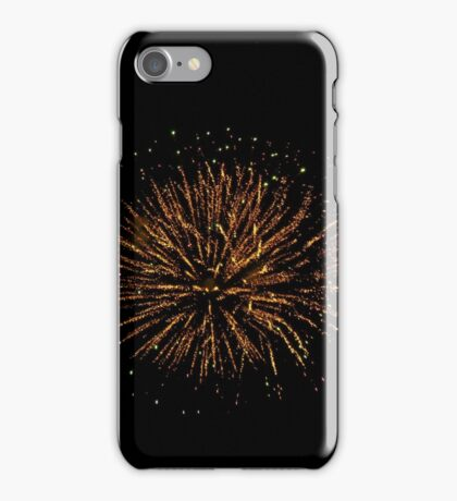 Two Bursts Combine iPhone Case/Skin