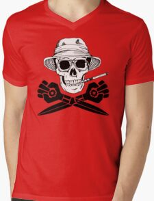 Jolly GONZO Mens V-Neck T-Shirt