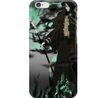 Emerald Daemon iPhone Case/Skin