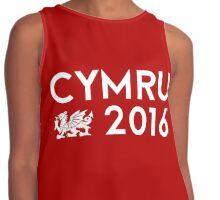 Cymru 2016 Contrast Tank