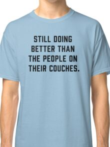 COUCH – BLACK Classic T-Shirt