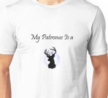 My Patronus is a Stag. Unisex T-Shirt