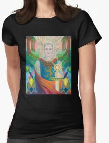 The Knight-Errant Womens Fitted T-Shirt