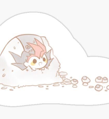 Onigiri Yuma 1/6 Sticker