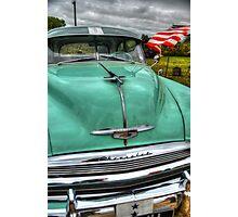 Classic Chevy Photographic Print