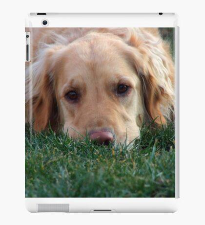 Gracie Pouts iPad Case/Skin