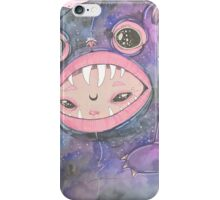 Boooh! iPhone Case/Skin