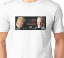 Trump and Gekko Unisex T-Shirt