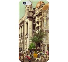 Black Crown Hotel - Outdoor iPhone Case/Skin