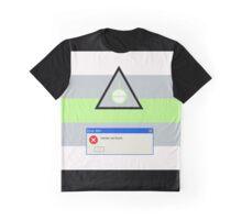 Agender full t-shirt Graphic T-Shirt