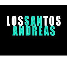 Los Santos - San Andreas Photographic Print