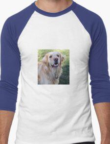 Gracie Girl Men's Baseball ¾ T-Shirt