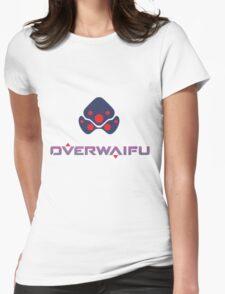 Overwaifu - Widowmaker (Skin) Womens Fitted T-Shirt