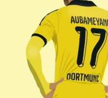 Pierre-Emerick Aubameyang Sticker