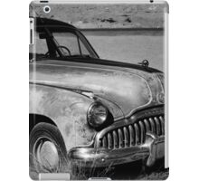 1949 Buick Eight Super I BW iPad Case/Skin